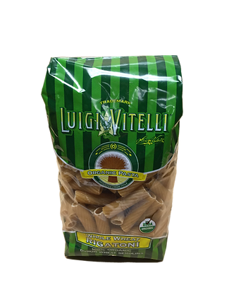 Luigi Vitelli - Whole Wheat Rigatoni