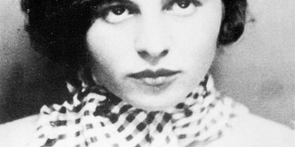 Sie sprechen von mir nur leise - Masha Kaléko-Porträt in Wort und Musik