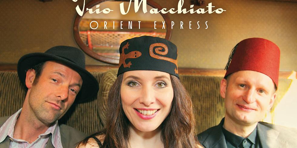Trio Macchiato - Orientexpress