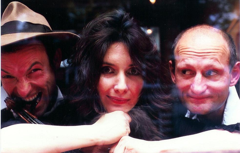 Trio Macchiato