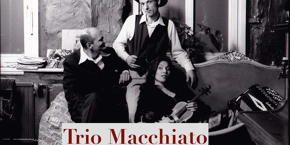 Trio Macchiato - Café Mediterraneo