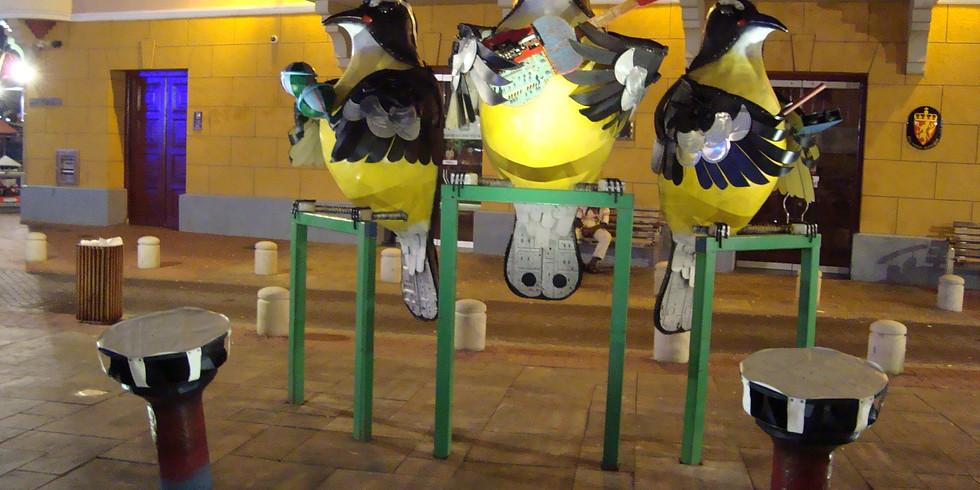 Triu Brasil - Aller Art Jazzmatinee
