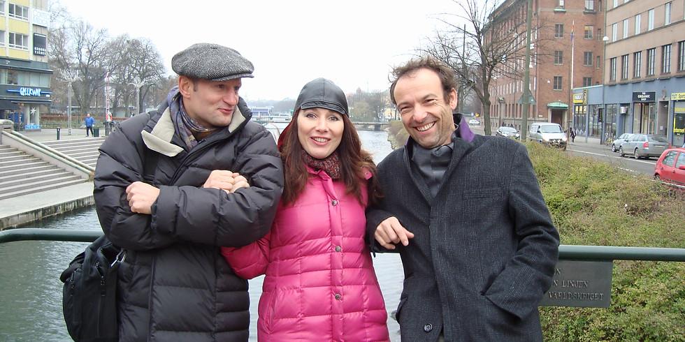 Mit Musik verbinden - Trio Macchiato