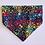 Thumbnail: Stars & Glitter Bandana - Black