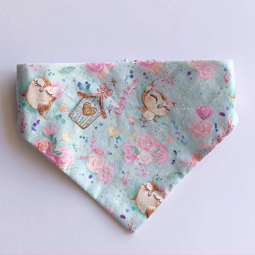 Pretty Owls Bandana