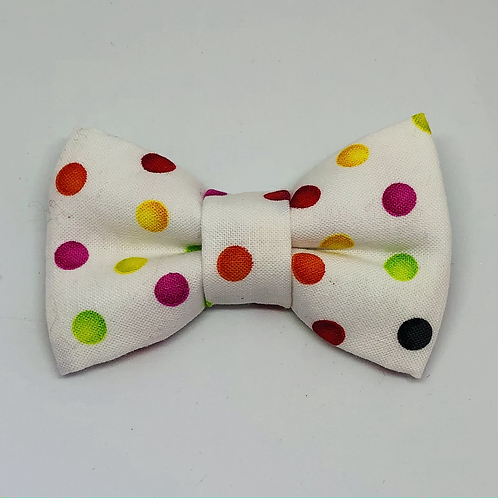 Spotty Dots Bow Tie