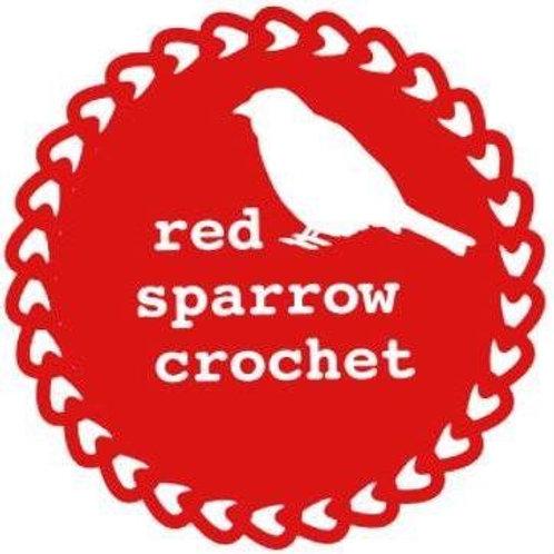 2020 September - NOW 29th - 31st October 2021 Crochet Sanctuary 2021 £499 pp