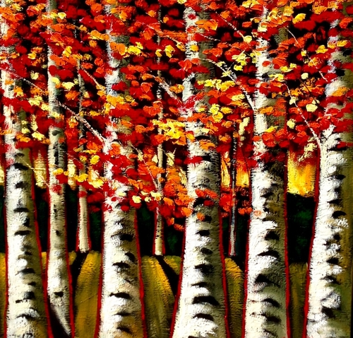 Sergey Cherep Trees