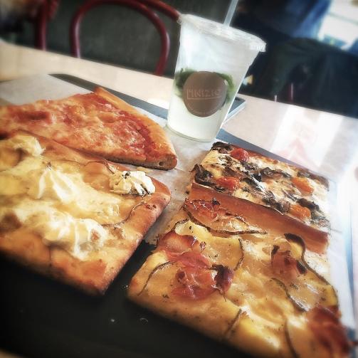 L'Inzio brick oven pizza