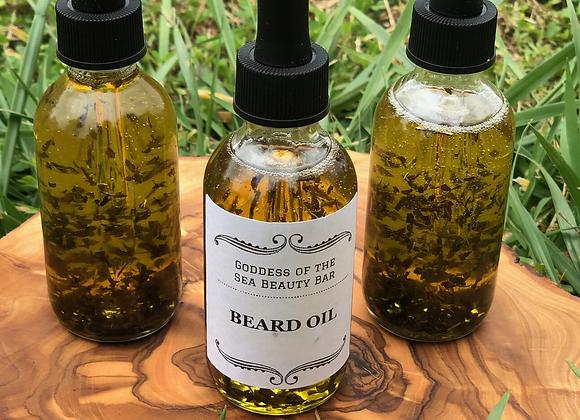 2oz - Beard Oil