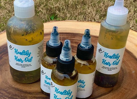 Healthy Hair & Scalp Oil