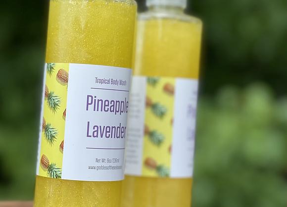 Pineapple Lavender Gel 8oz
