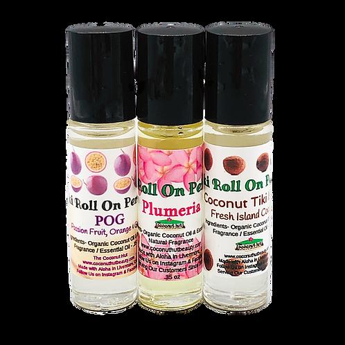 Tiki Roll On Perfume