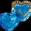 Thumbnail: Heart Of The Ocean 2 Piece Trinket Box