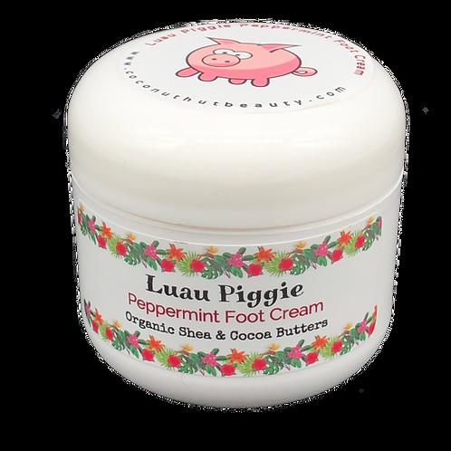 Luau Piggie Peppermint Foot Cream