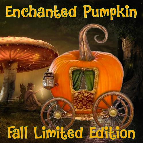 Enchanted Pumpkin ~ Limited Fall Edition