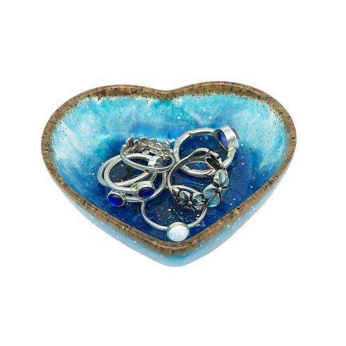 Heart Of The Ocean Small Trinket Dish