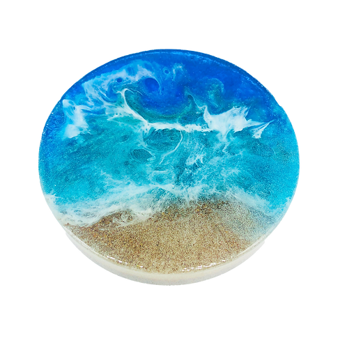 Hawaiian Sand Beach Trinket Dish