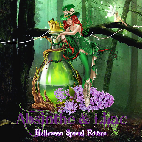 Absinthe & Lilac ~ Halloween Special Edition