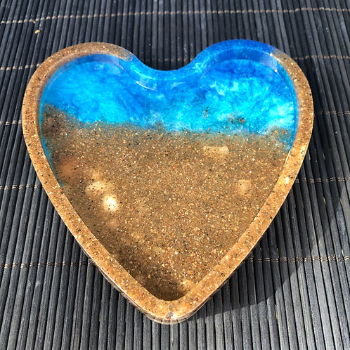 Heart Of The Ocean Large Trinket Dish