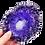 Thumbnail: Amethyst Geode Slice Coaster Tray