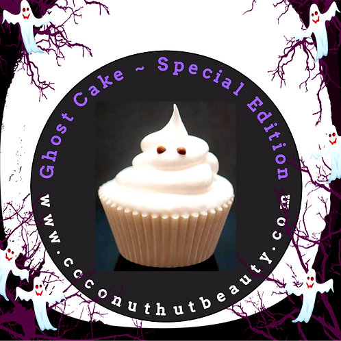 Ghost Cake - Halloween Limited Edition