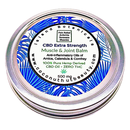CBD Muscle & Joint Balm