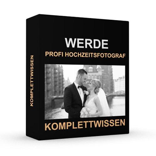 Profi Hochzeitsfotografie