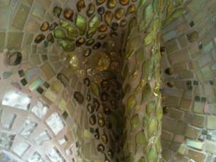 Bespoke Water Feature Mosaic
