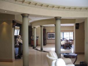 Classic contemporary home