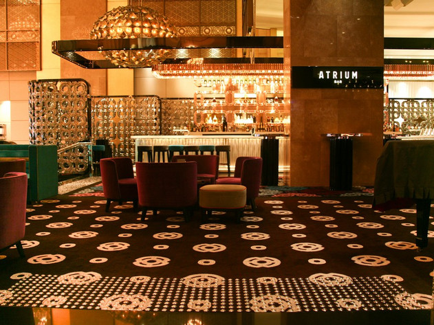 Atrium Bar, Crown Melbourne