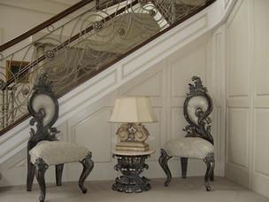 Luxury homes interior decorating