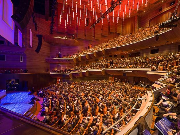 Hamer Hall Concert Hall