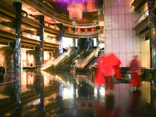 Colour and Movement at Crown melbourne