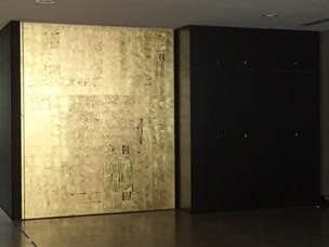 Modern office sliding wall