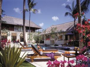 Four Seasons Jimbaran Bay .Bali