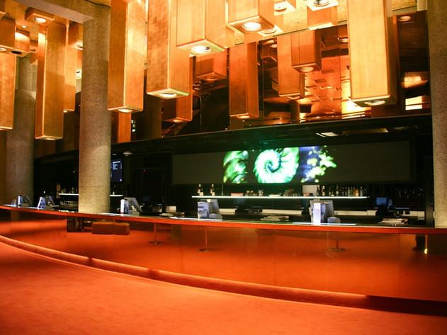 Hamer Hall main bar