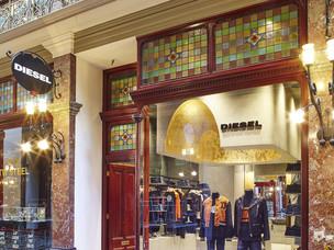 Deisel Flagship Boutique Sydney