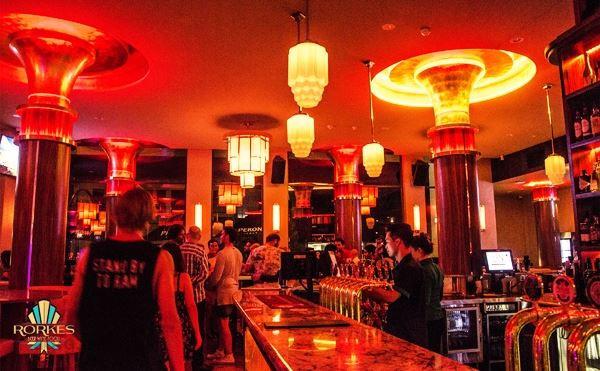 RORKES Bar Night lights Interior