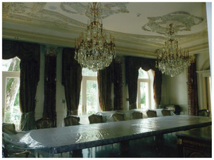 Luxury home eleborate ceiling