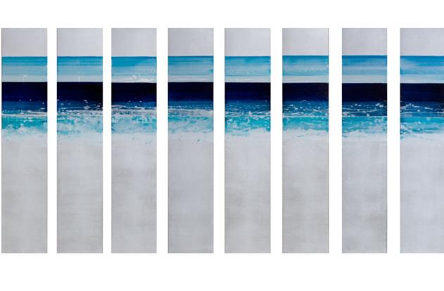 'Lagoon' Di Mare Temple Bar artwork