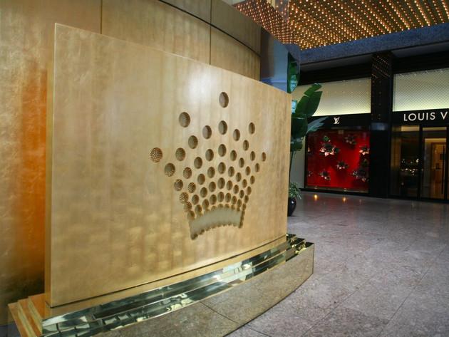 Red Carpet Entry, Crown Melbourne