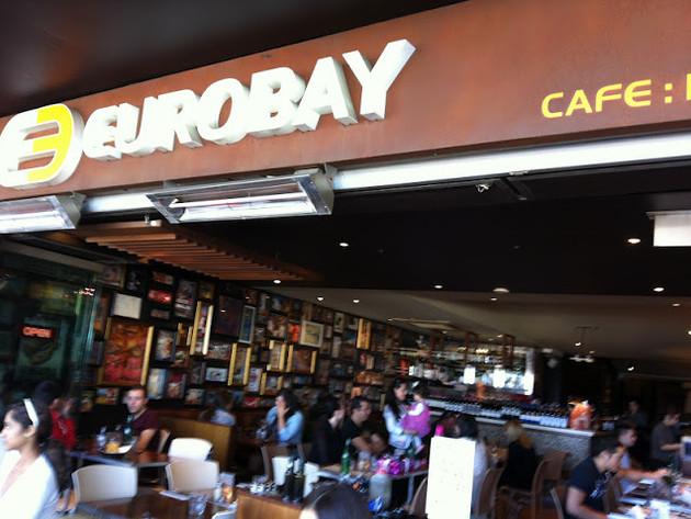Eurobay. Expansion.Sydney