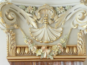 J P Weaver molding, WalkleyArt