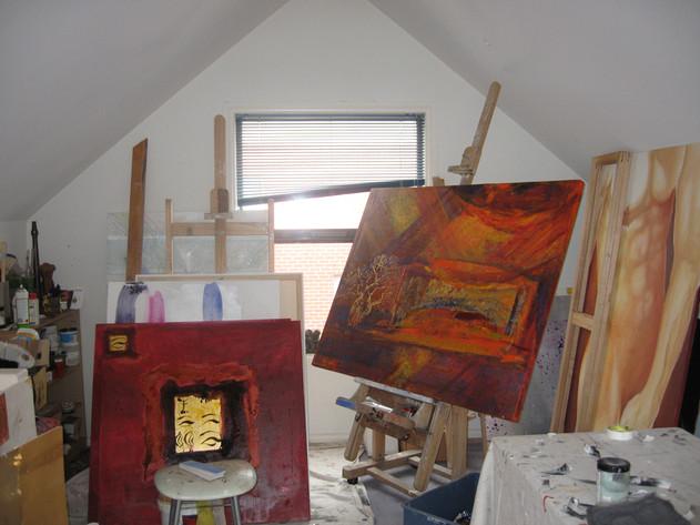 in  studio @ work