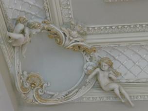 JP Weaver moldings Lux home