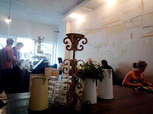 Collins st. Melbourne Cafe interior