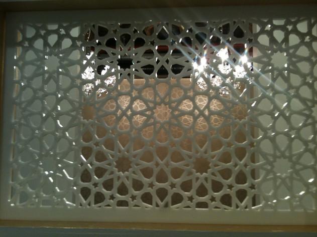 Throught the Harem Window