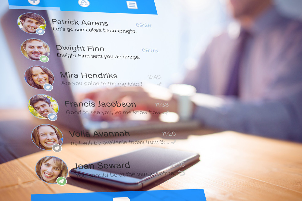 virtual assistants have lots of contacts