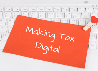 Making Tax Digital – What It Means For Your Business